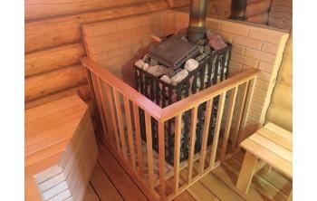 Баня под ключ от компании Sauna-perm