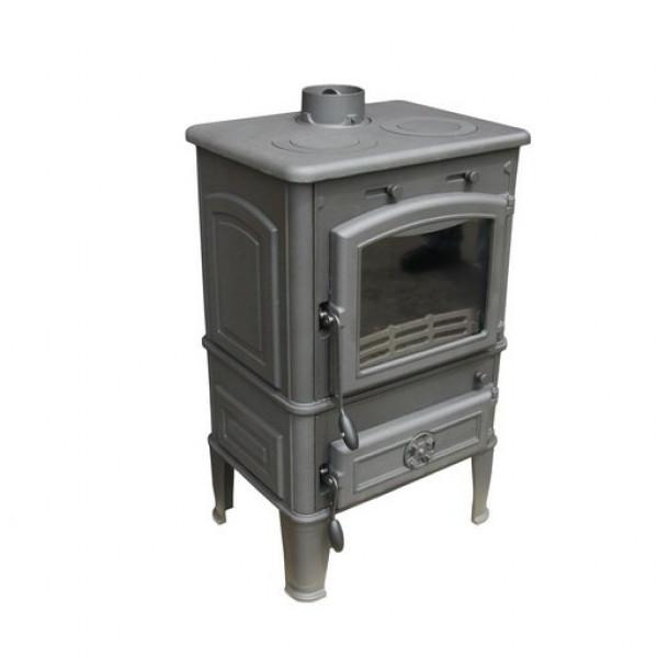 Печь-камин Guca LAVA с плитой