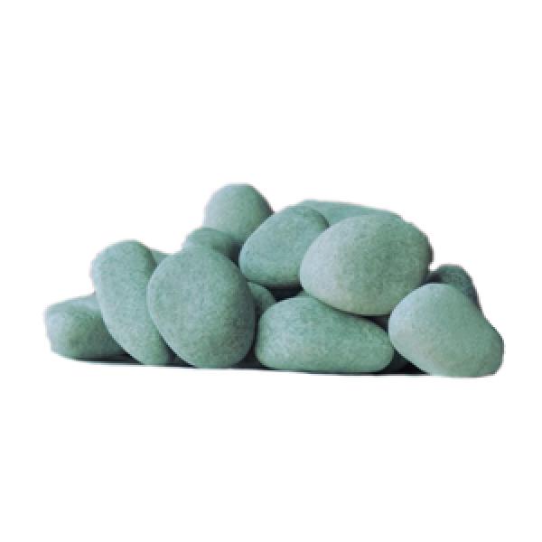 Камень Жадеит шлифованный 10кг