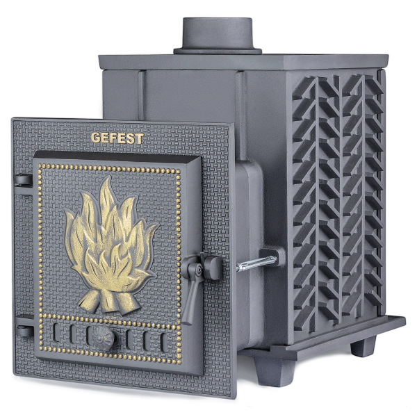 Чугунная печь Гефест (ПБ-04)