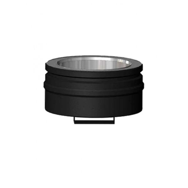 Заглушка для твердого топлива D130 Permeter 25 (Schiedel)
