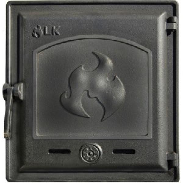371 LK Дверца герметичная глухая (250х280)