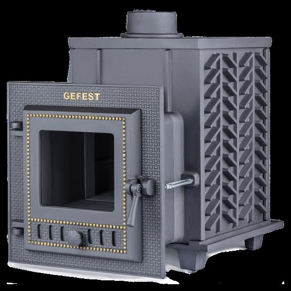 Чугунная печь Гефест (ПБ-04М)