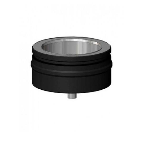 Емкость с отводом конденсата D130 Permeter 25 (Schiedel)