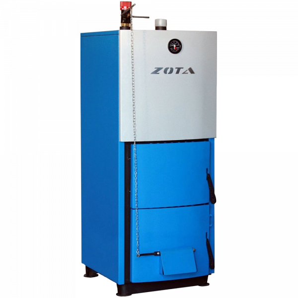 Твердотопливный котел ZOTA Mix 31,5 кВт (КСТ)