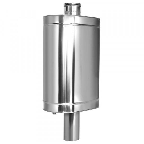 Натрубный бак для воды 48л D115 (Вулкан)