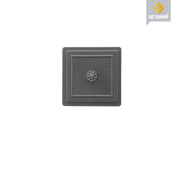 Дверка Везувий прочистная 235 (Антрацит)