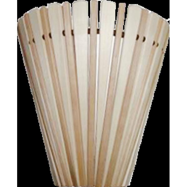 Абажур веерный комбинированный (А-1)