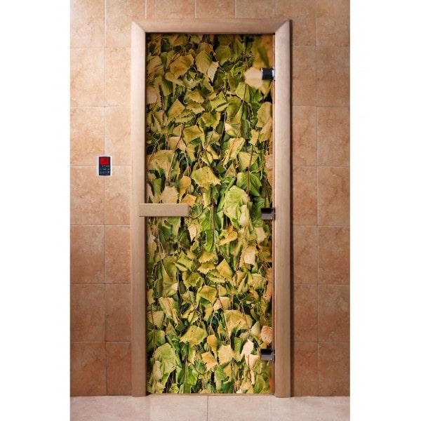 Дверь с фотопечатью A001