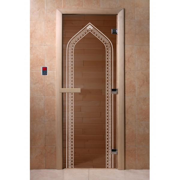 Дверь Арка бронза