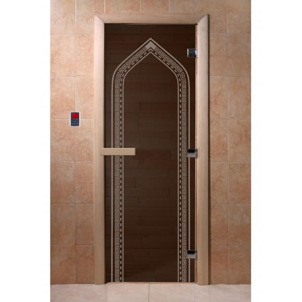 Дверь Арка черный жемчуг