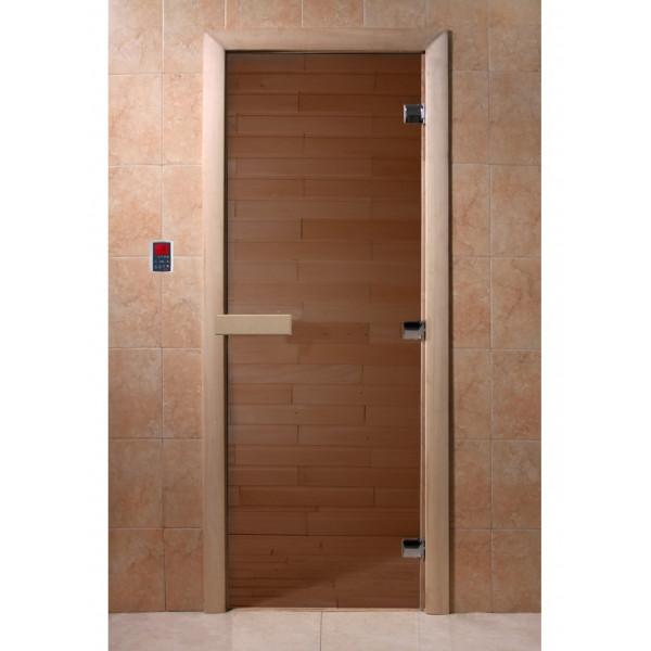 Дверь Теплый День бронза