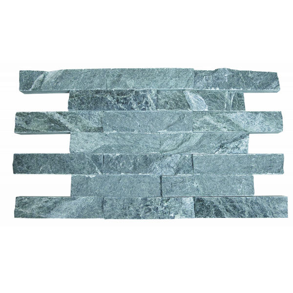 Плитка Талькохлорит 200х50х20 Рваный камень