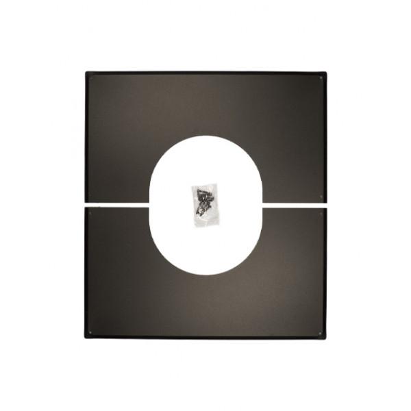 Декоративная пластина 0°-5° D130 Permeter 25 (Schiedel)