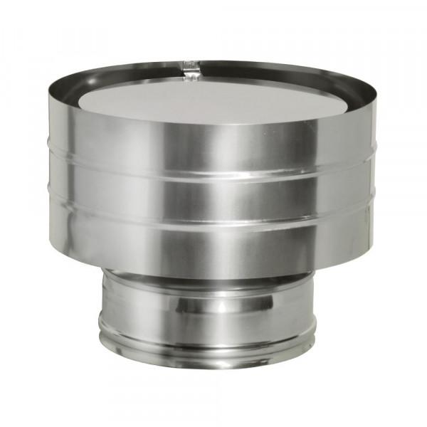 Дефлектор на трубу с изоляцией D115/200 (ДМК)