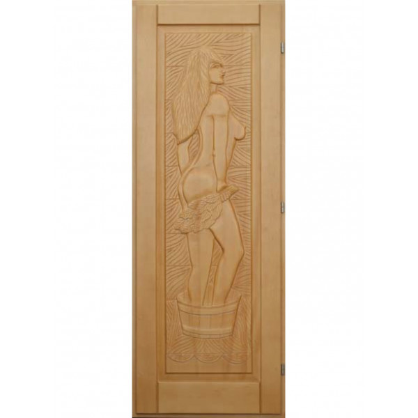 Дверь Девушка
