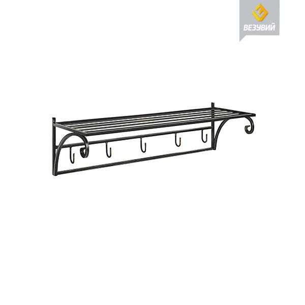 Вешалка Везувий L800 (5 крючков)