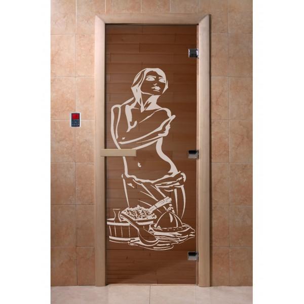 Дверь Искушение бронза