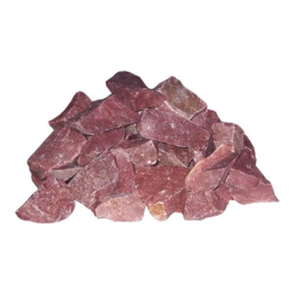 Камень Малиновый кварцит 20кг