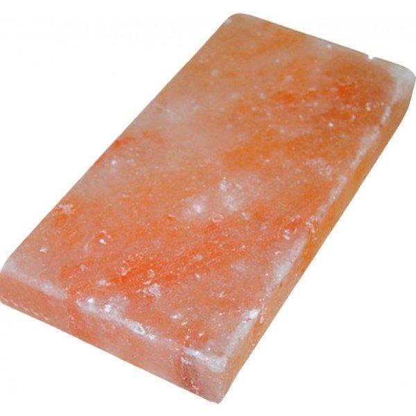Гималайская соль, Плитка шлифованая 20*10*2,5см