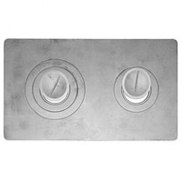 Плита 2х-конфорочная П2-5 (Б) 760х455 под казан