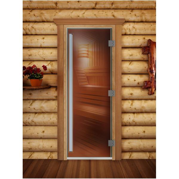 Дверь Престиж Бронза