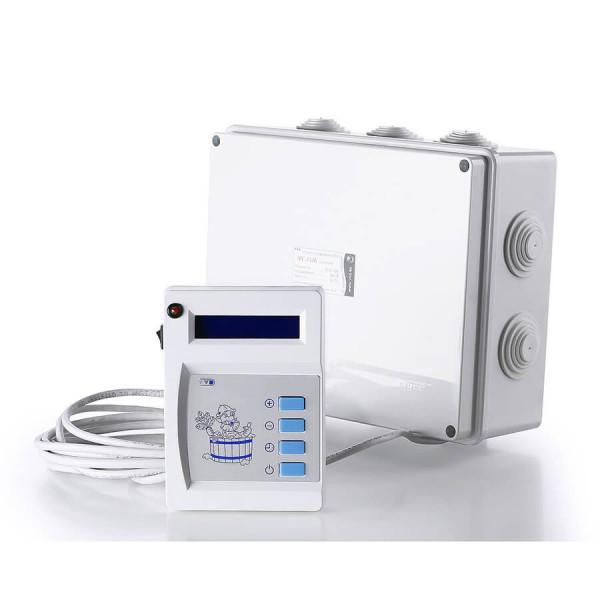 Пульт управления к паротермальным печам и АЭГПП 12 кВт 380В