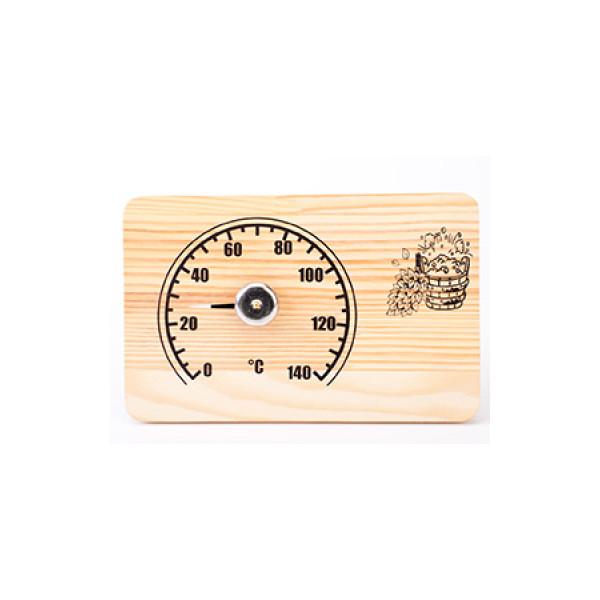 """Станцияоткрытая термометр """"прямоугольная""""СБО-2т"""
